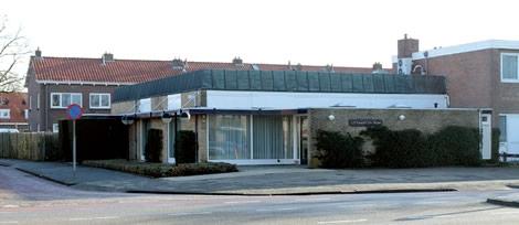 Uitvaartcentrum Worp Tjaardastraat